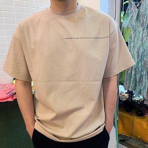 SOMETIMES Tシャツ 全8色
