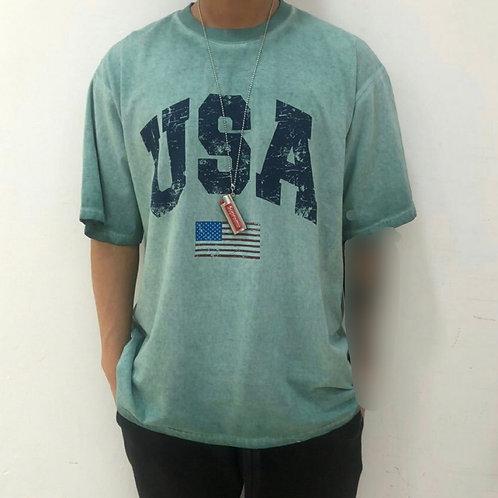 USA Tシャツ  全4色