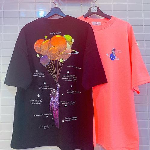 フーアラブ Tシャツ  全4色