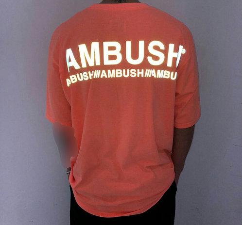 AMBUSHリフレクターTシャツ 全4色