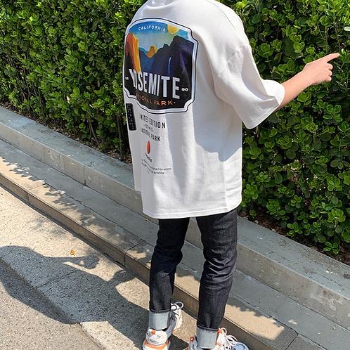 ヨセミテ Tシャツ 全5色