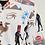 Thumbnail: エジプシャン柄シャツ 全1色