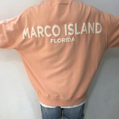 マルコ島トレーナー  全5色
