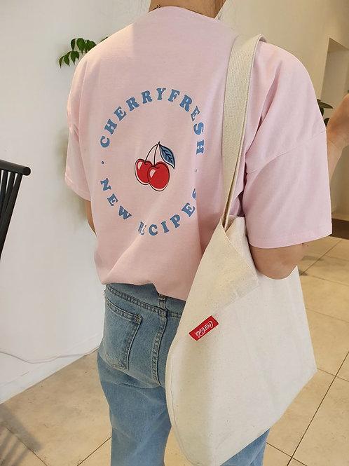 チェリーフレッシュ ポイント Tシャツ 全4色