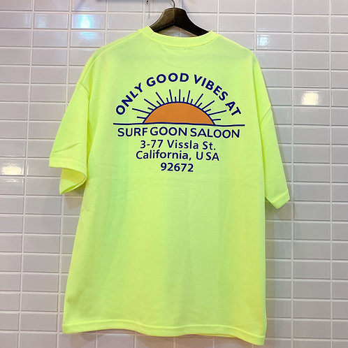 Good Vibes Tシャツ 全4色