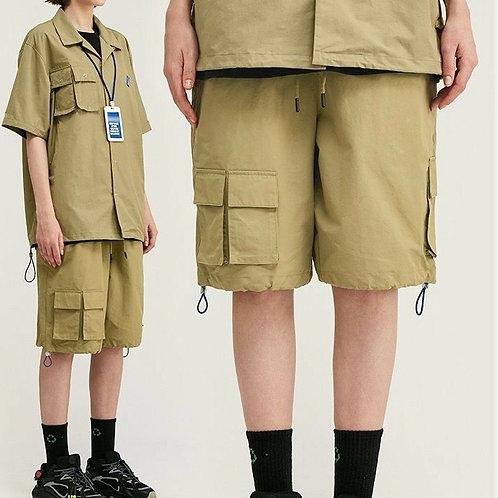TECH カーゴセット パンツ 全2色