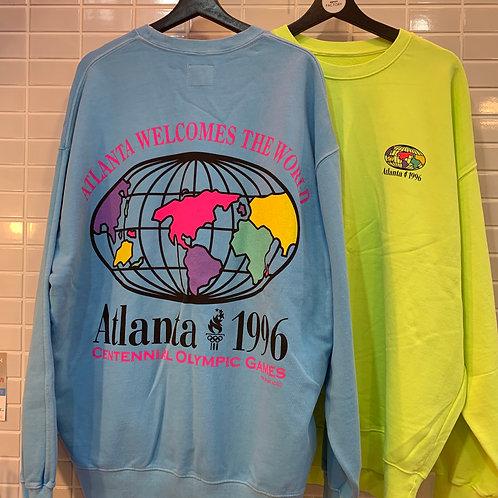アトランタ1996トレーナー  全3色