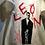 Thumbnail: (ハイクオ)レオンハンドペイントTシャツ  全2色