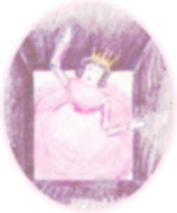 The Princess Musical Logo Emblem