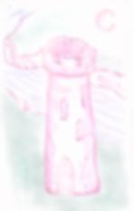 Pink Tower Logo mobile