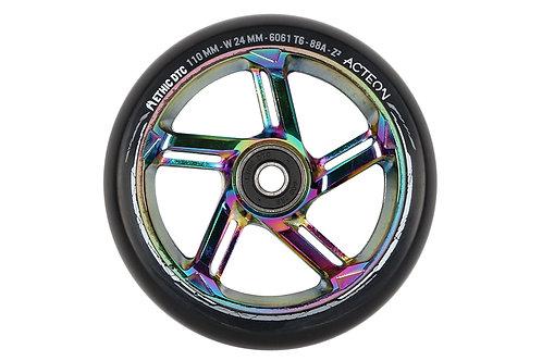 W Ethic Acteon Wheel - 110mm - Neochrome