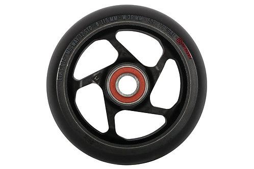 Ethic Mogway Wheel 115 12std - Black