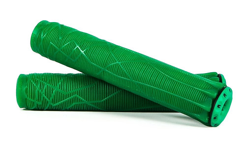 W Ethic Rubber Grips - Green