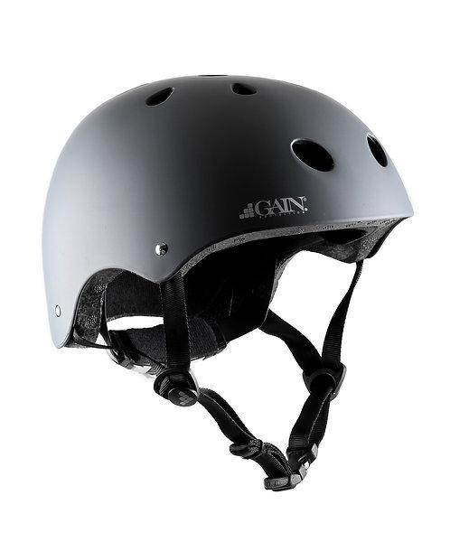 """GAIN """"The Sleeper"""" Helmet - Adjustable - XS/S/M -Matte Grey"""
