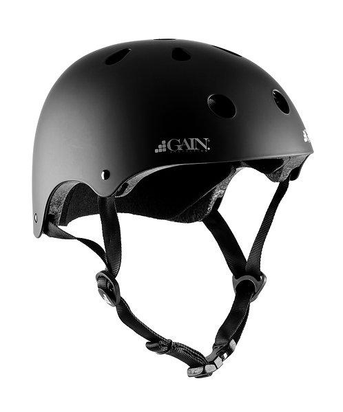 """W GAIN """"The Sleeper"""" Helmets - L/XL - Matte Black"""