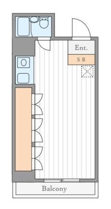 レイノット和歌山 間取り図3