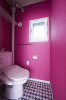 プリズム恵庭 トイレ