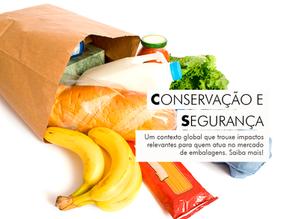 Os desafios de conservação e segurança do setor de embalagens