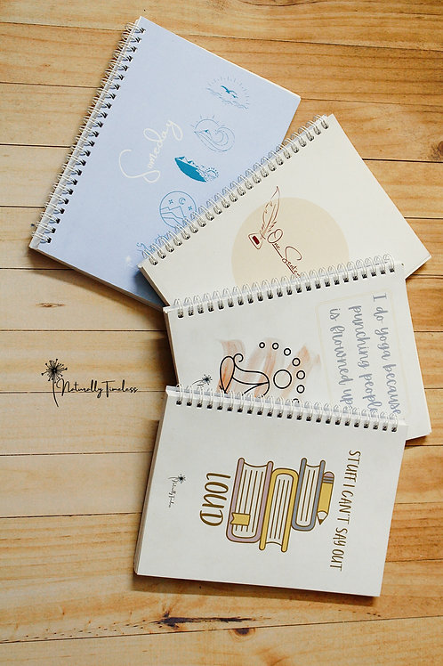 ACHIEVE COMBO (Set of 4 Notebooks and 2 To do lists