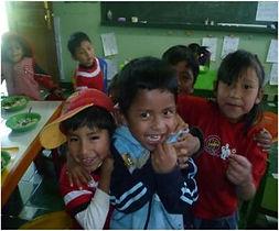 Pate für den Kindergarten im Comedor