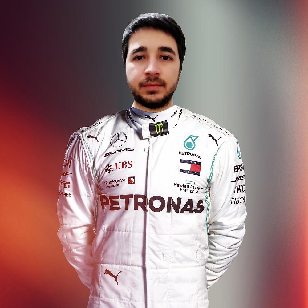 Utku Genel - Mercedes