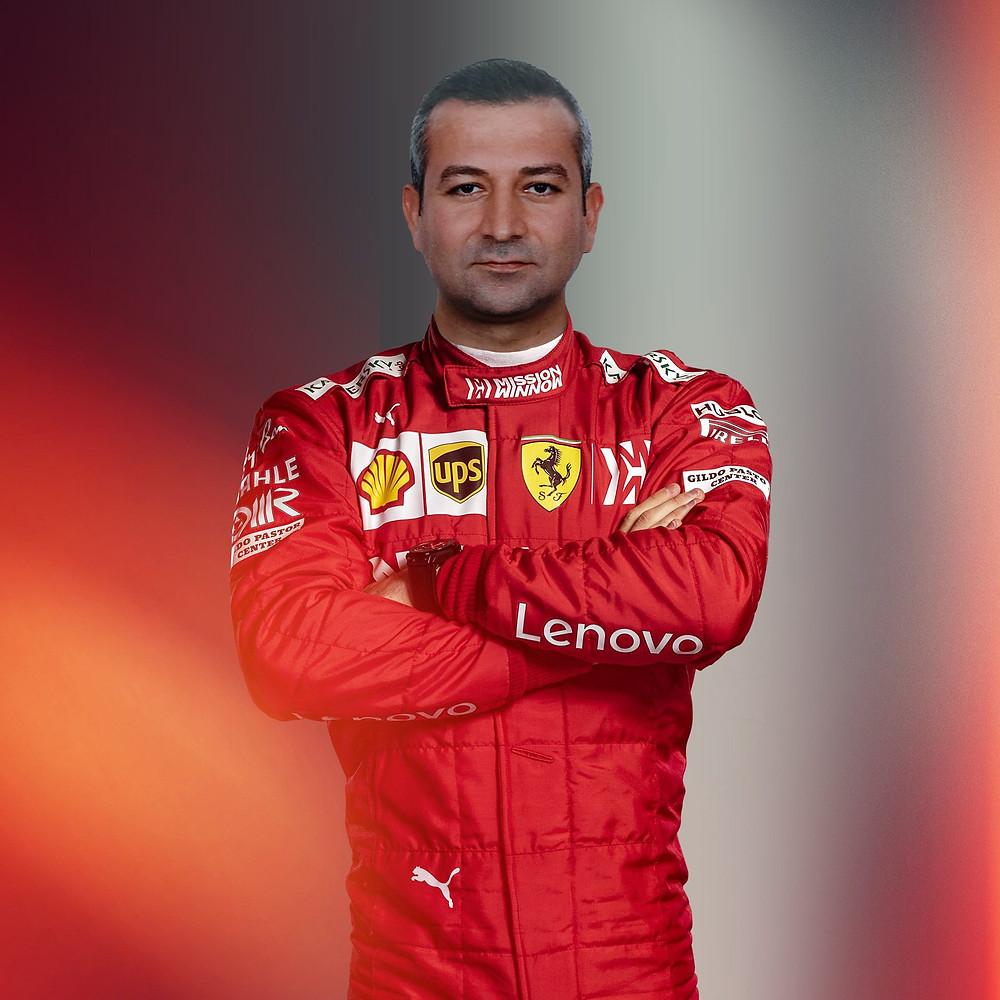 Recai Aytekin - Ferrari