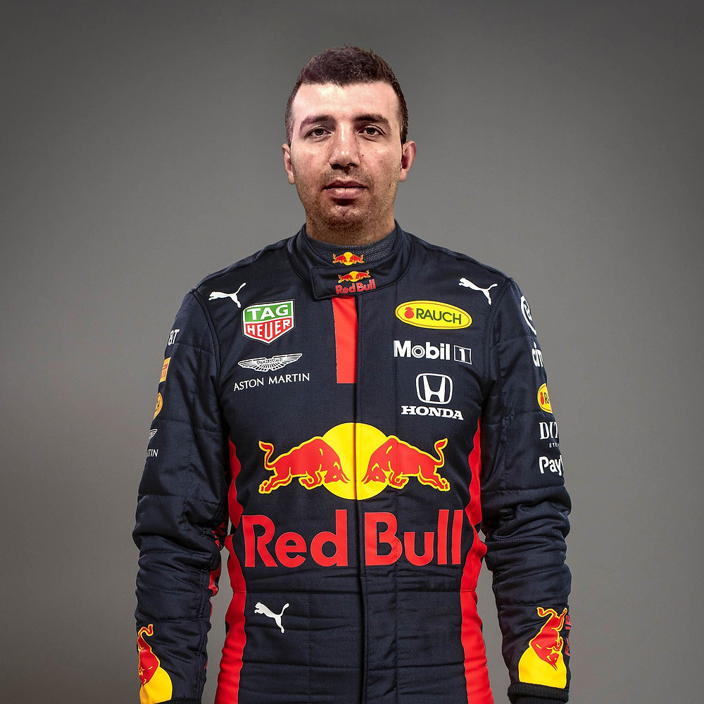 Yahya Taşkın - Red Bull