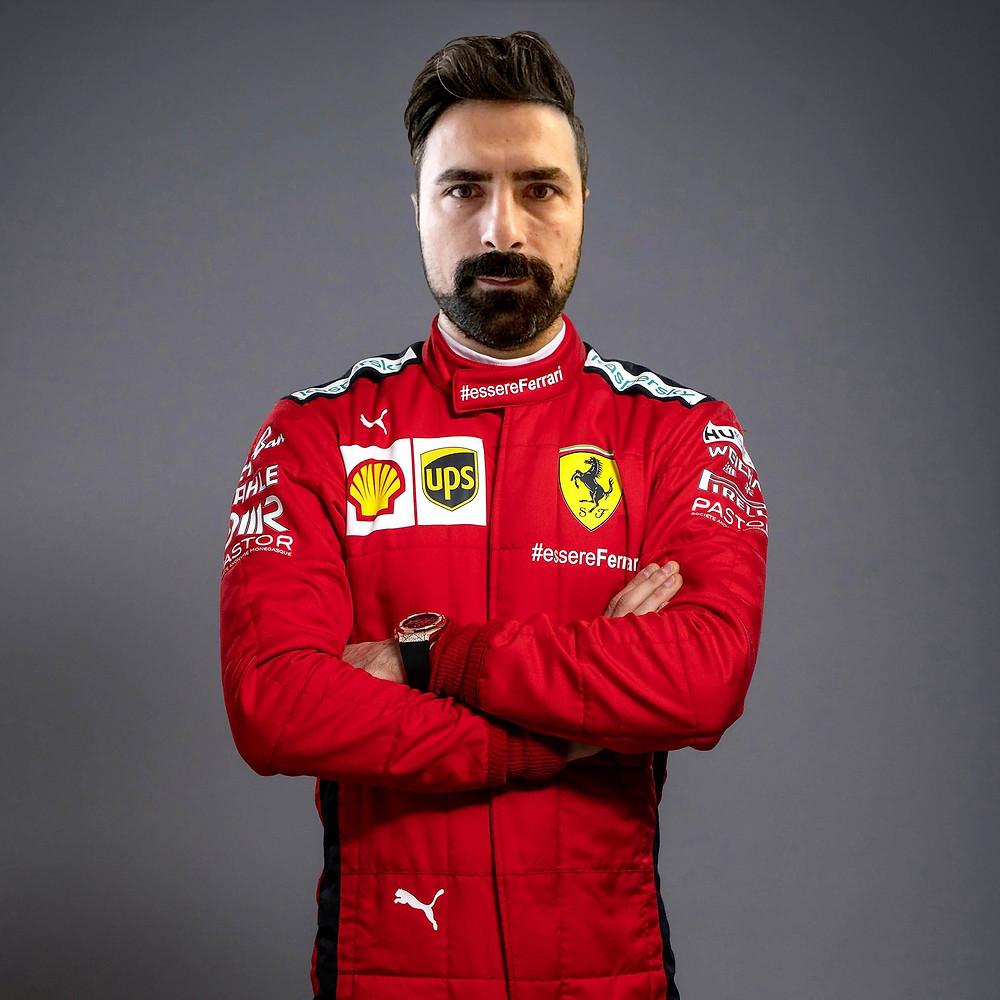 Özgür Bayrak - Ferrari