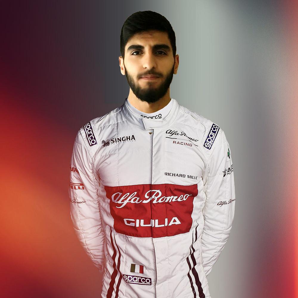 Civan Ağırtmış - Alfa Romeo
