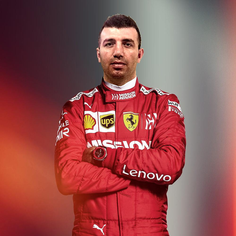 Yahya Taşkın - Ferrari