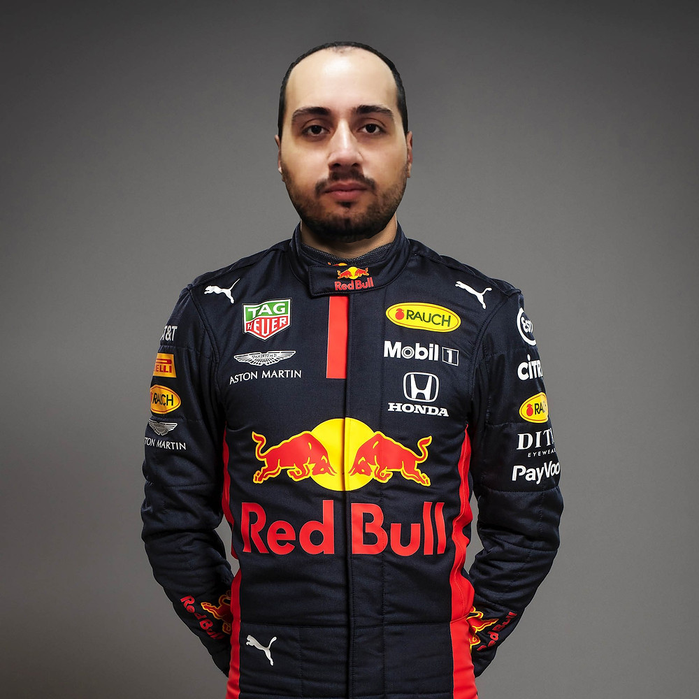Umur Boyacı - Red Bull