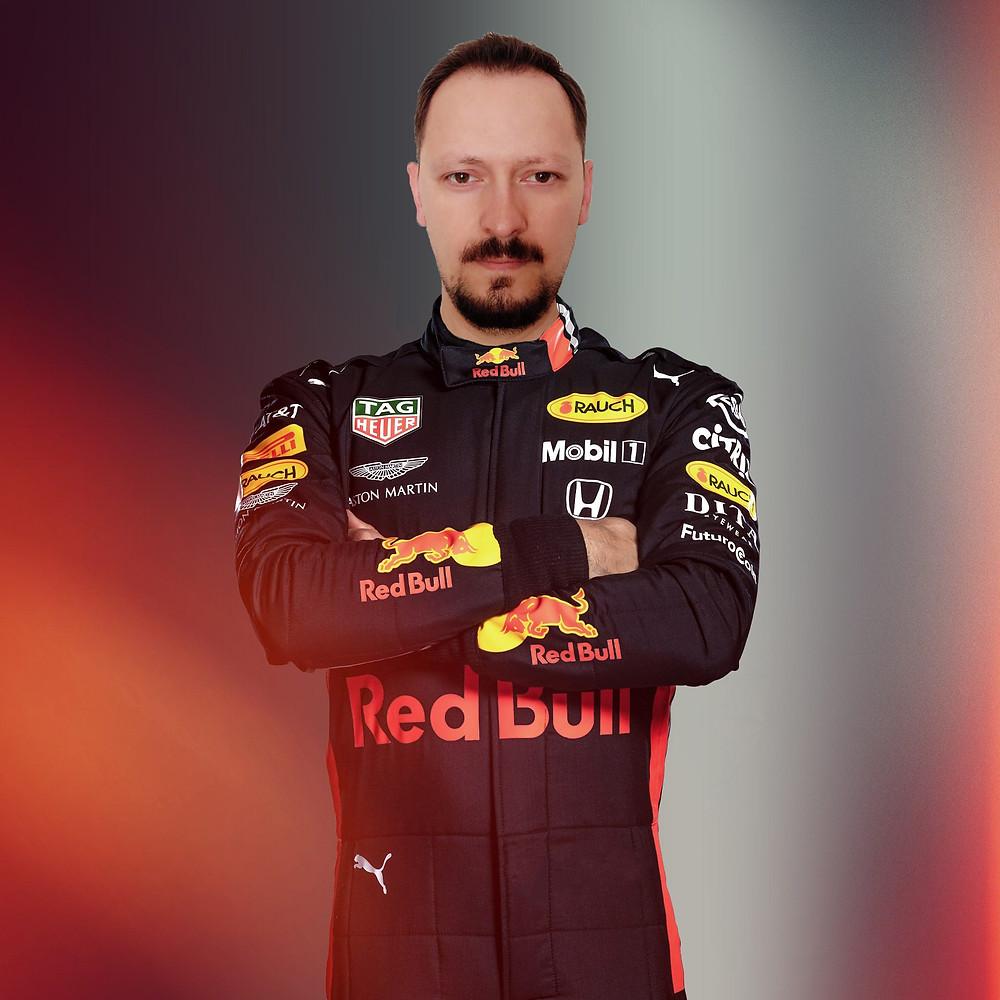 Ünsal Eroğlu - Red Bull