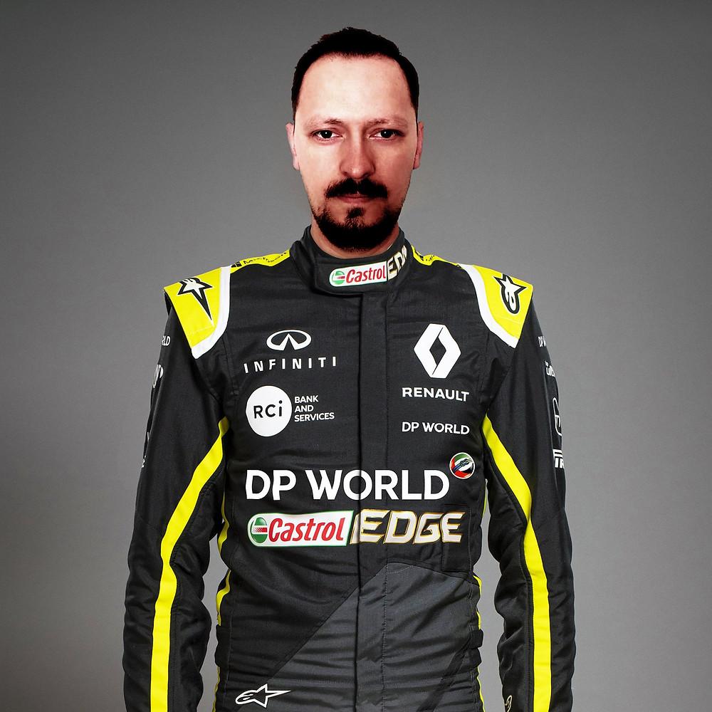 Ünsal Eroğlu - Renault