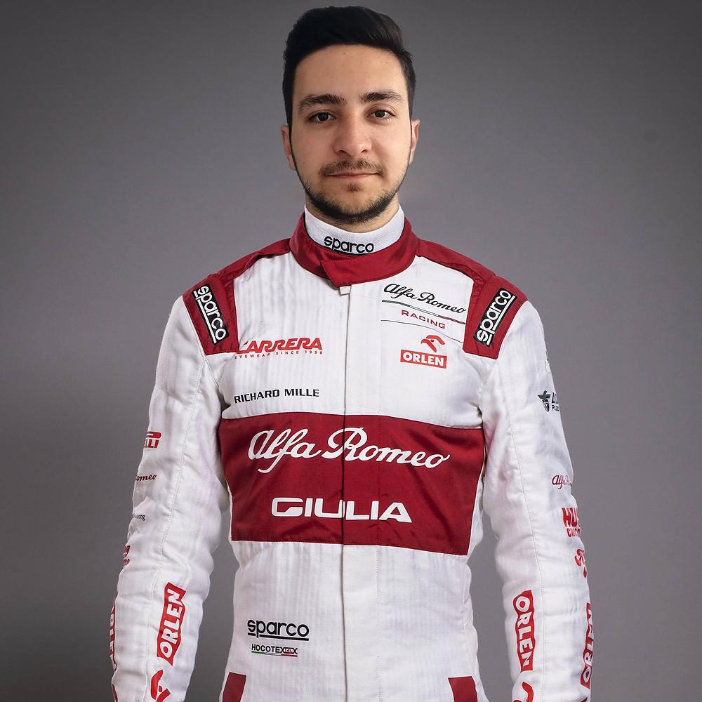 Orkun Zorkuş - Alfa Romeo