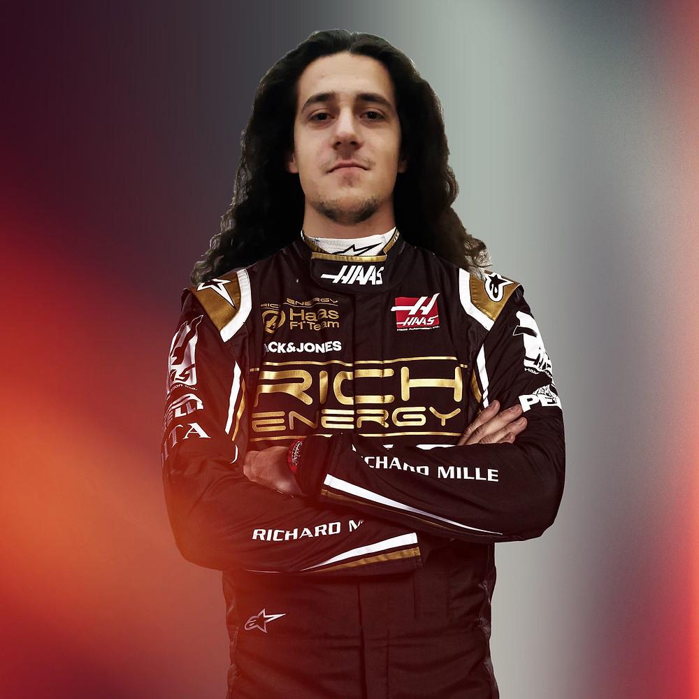 Ahmet Can Bilgin - Haas