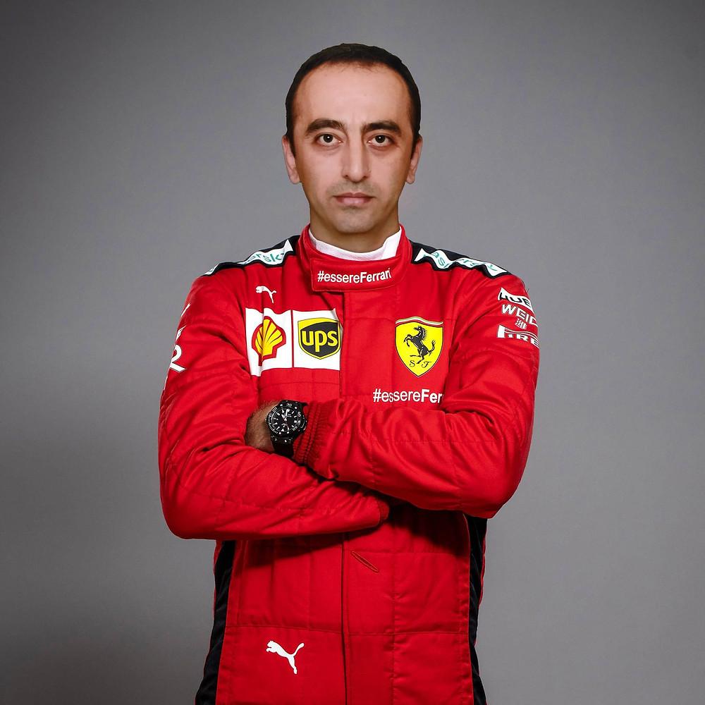 Semih Çelik - Ferrari