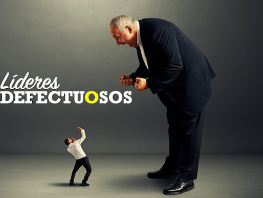 Líderes defectuosos