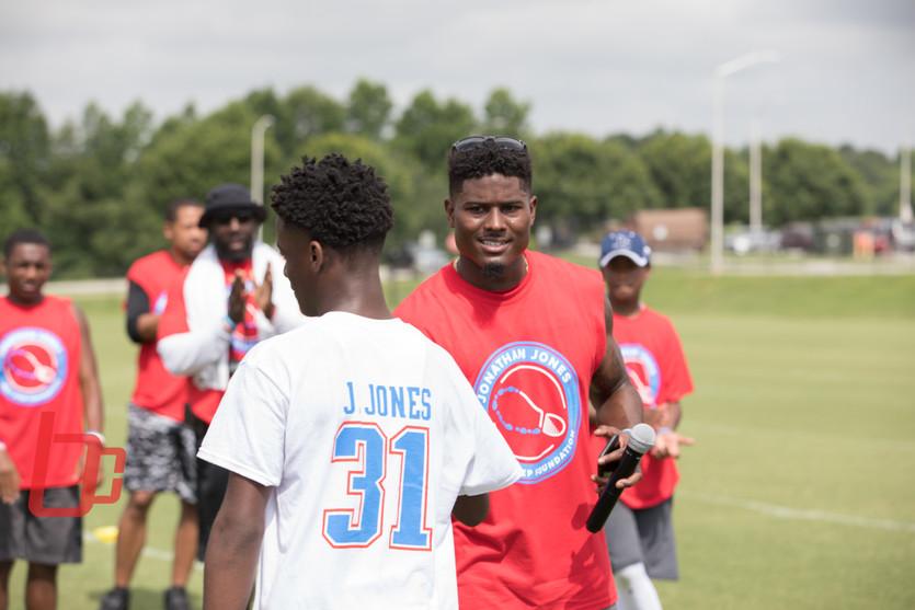Johnathan Jones Next Step Foundation