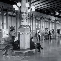 North Station, Seville