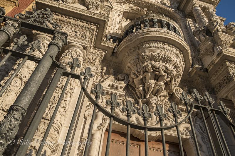 San Telmo Palace, Seville