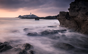 Godrevy Lighthouse, Cornwall - copyright Philip Preston photography
