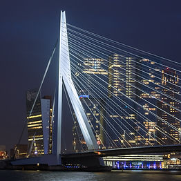 Rotterdam Cityscape, The Netherlands - copyright Philip Preston.
