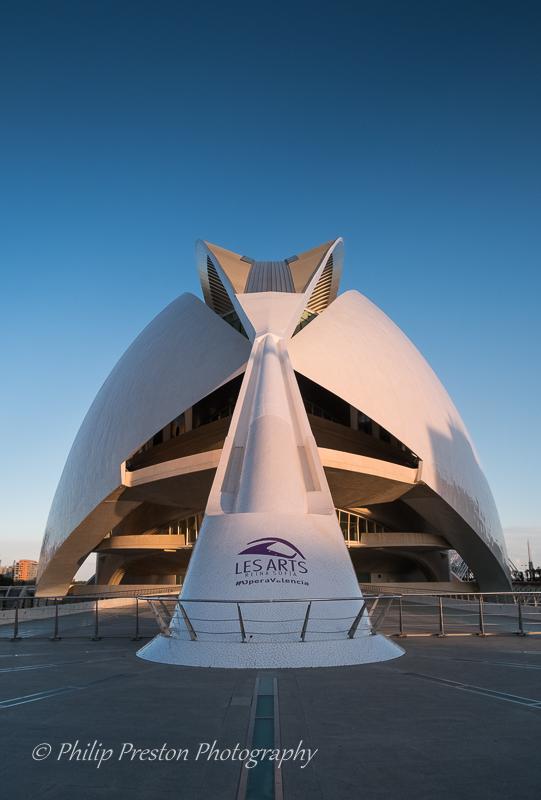 Opera House, Valencia