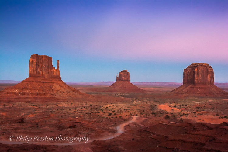 Buttes, Monument Valley, Utah