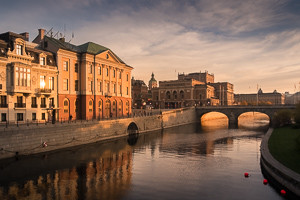 Stockholm, Sweden - Copyright Philip Preston photography