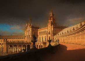 New Print Series Available - Impressions Of Spain