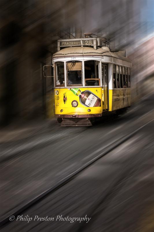 Tram 28, Lisbon, Portugal
