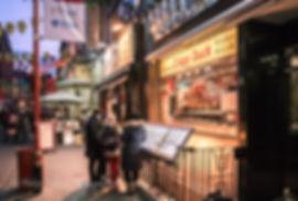 Photograph of Chinatown, London, UK