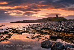 Dunstanburgh Castle, Northumberland