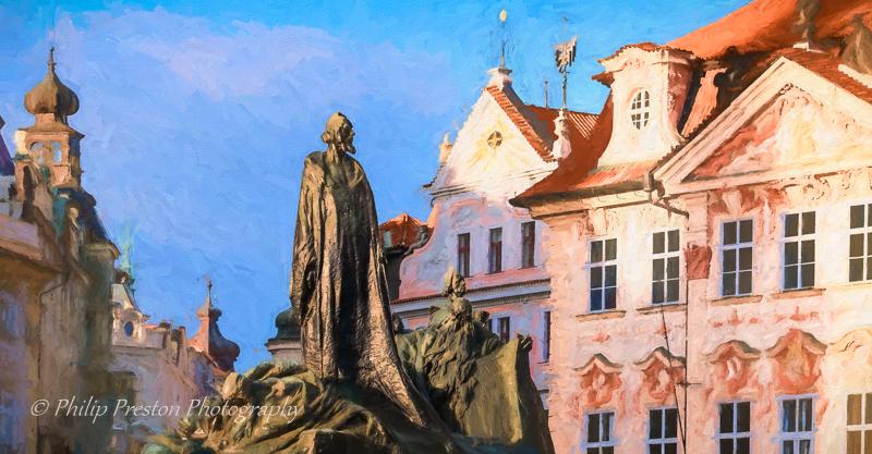 Jan Hus Memorial, Prague